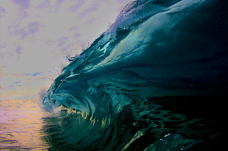 Second-Place: Lucas Austin - Falling Water