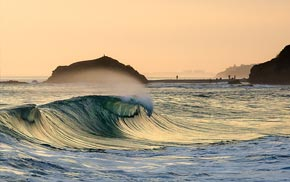 Honorable Mention Amateur: Brandon Sears - Wave Goodnight